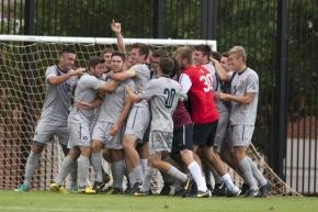 Goal-Oriented: 2013 Men'sSoccer