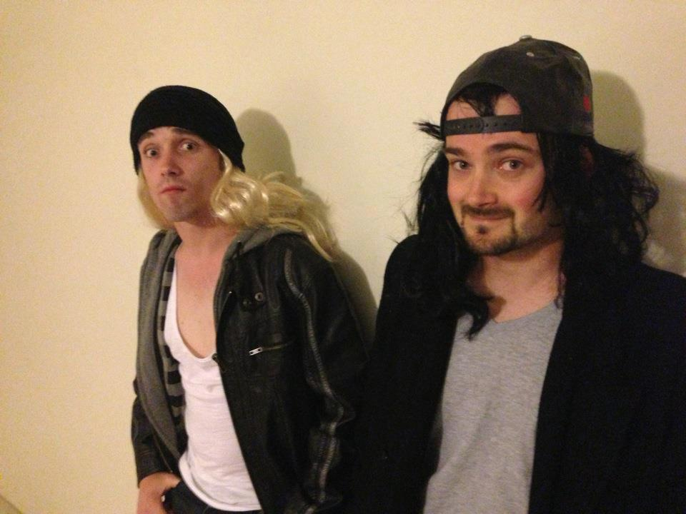 Jay And Silent Bob Sc 1 St Thefirethistime - WordPress.com. image number 6  of halloween costumes long hair ... 2242dca2c