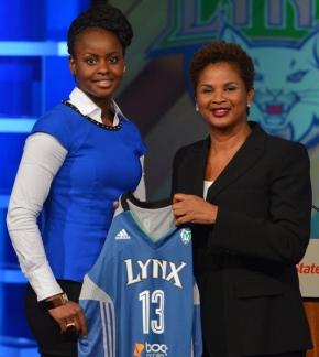 Rodgers Wins WNBAChampionship