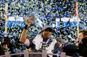 Seattle Seahawks – Super Bowl XLVIII Champions